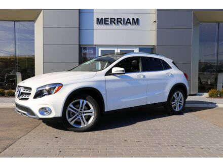 2019_Mercedes-Benz_GLA_250 4MATIC® SUV_ Merriam KS