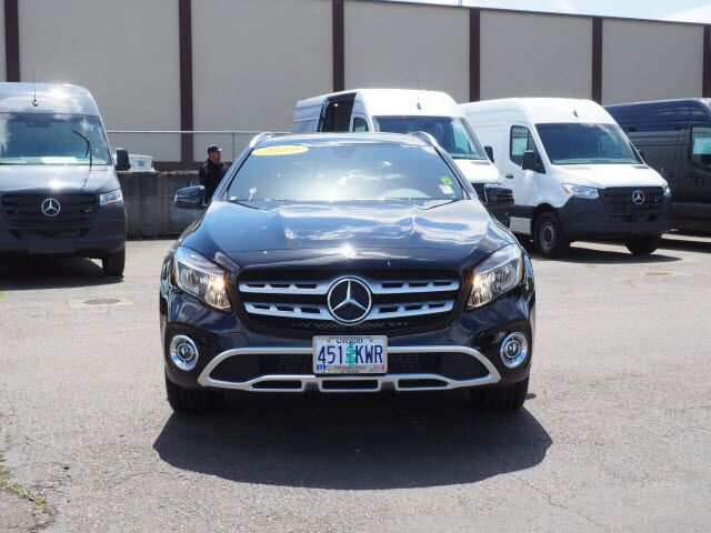 2019 Mercedes-Benz GLA 250 4MATIC® SUV Salem OR