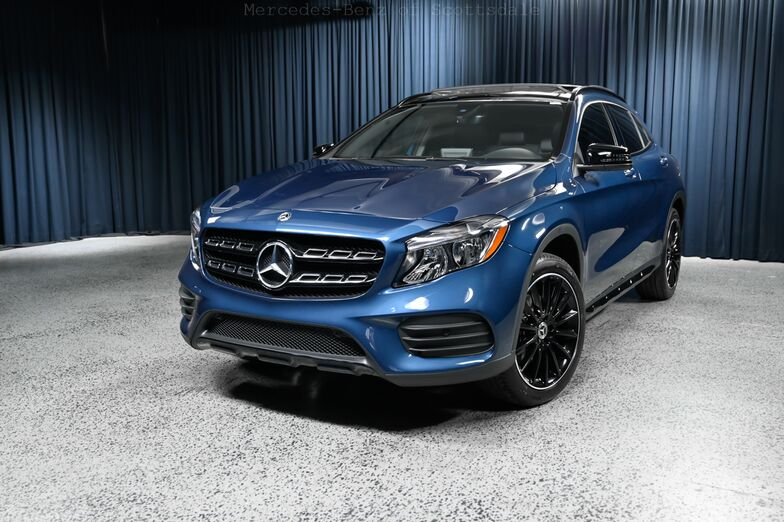 2019 Mercedes-Benz GLA 250 4MATIC® SUV Scottsdale AZ