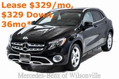 2019_Mercedes-Benz_GLA_250 4MATIC® SUV_ Portland OR