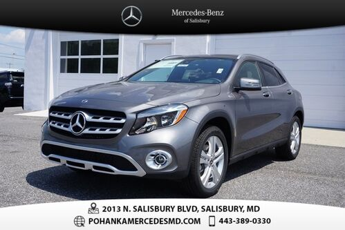 2019_Mercedes-Benz_GLA_250 4MATIC_ Salisbury MD