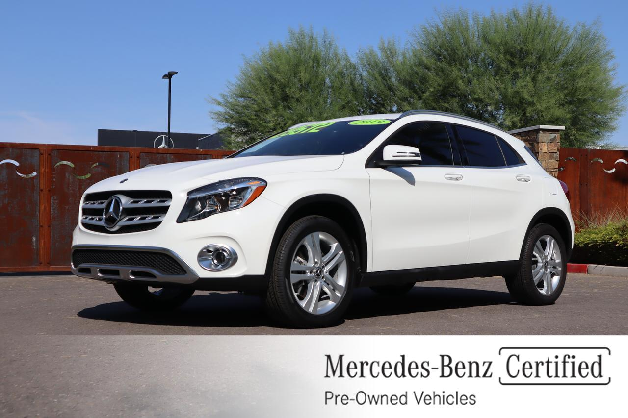 2019 Mercedes-Benz GLA 250 4MATIC® SUV Gilbert AZ