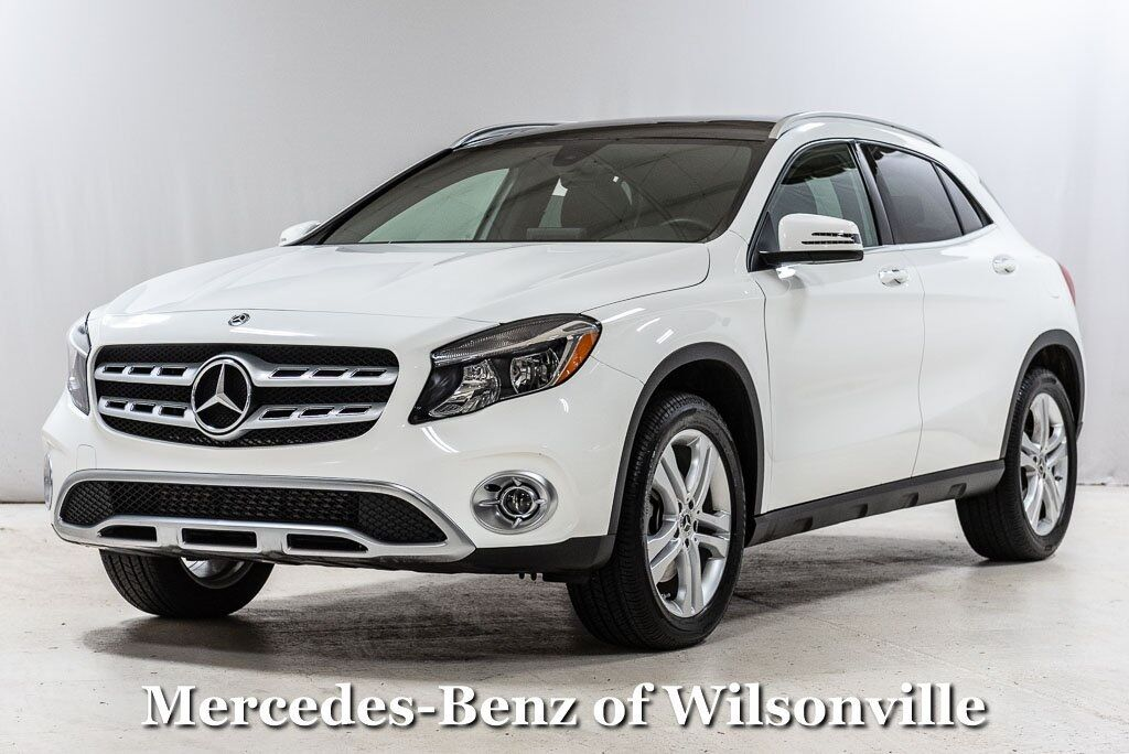 2019 Mercedes-Benz GLA 250 4MATIC® SUV Wilsonville OR