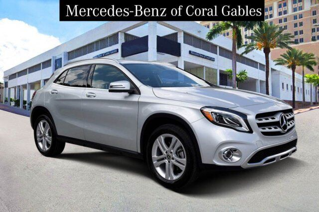 2019 Mercedes-Benz GLA 250 SUV XL8141