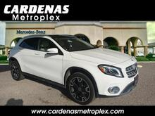2019_Mercedes-Benz_GLA_250 SUV_ Harlingen TX