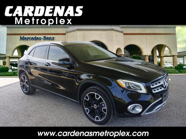 2019 Mercedes-Benz GLA 250 SUV Harlingen TX
