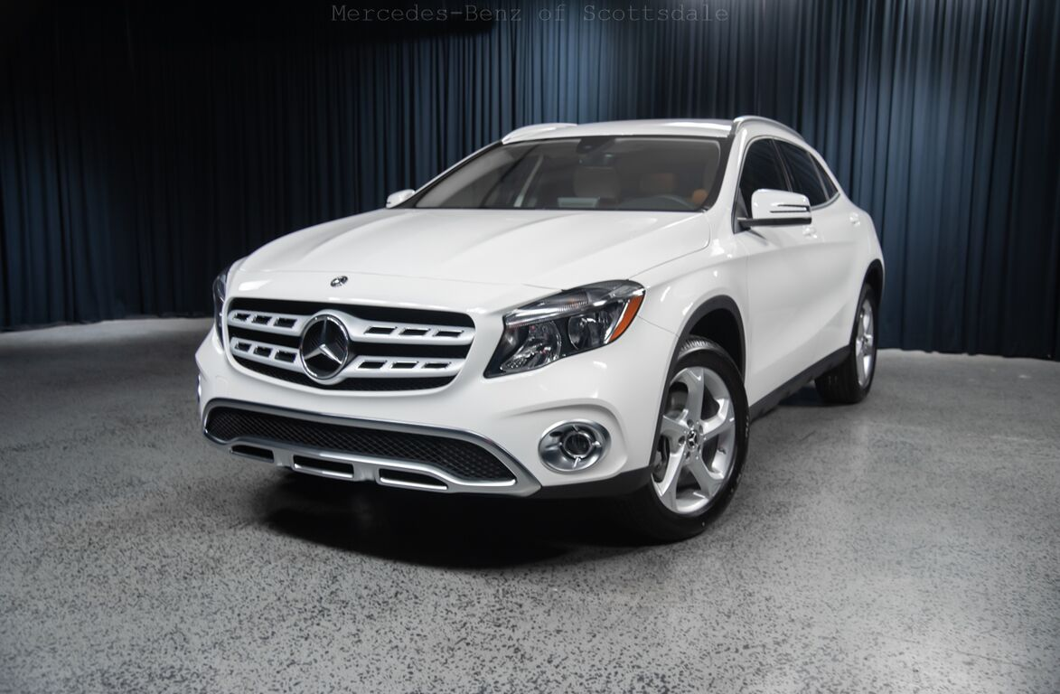 2019 mercedes benz gla 250 suv scottsdale az 29952990. Black Bedroom Furniture Sets. Home Design Ideas