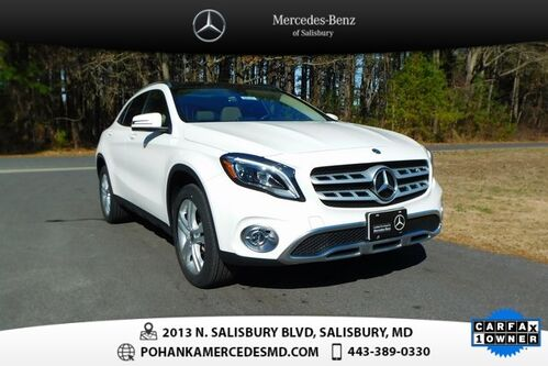 2019_Mercedes-Benz_GLA_GLA 250 **  SAVE $10,000 BELOW MSRP  **_ Salisbury MD