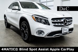 2019_Mercedes-Benz_GLA_GLA 250 4MATIC Blind Spot Assist Apple CarPlay_ Portland OR
