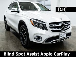 2019_Mercedes-Benz_GLA_GLA 250 4MATIC Blind Spot Assist Apple CarPlay_ Portland OR