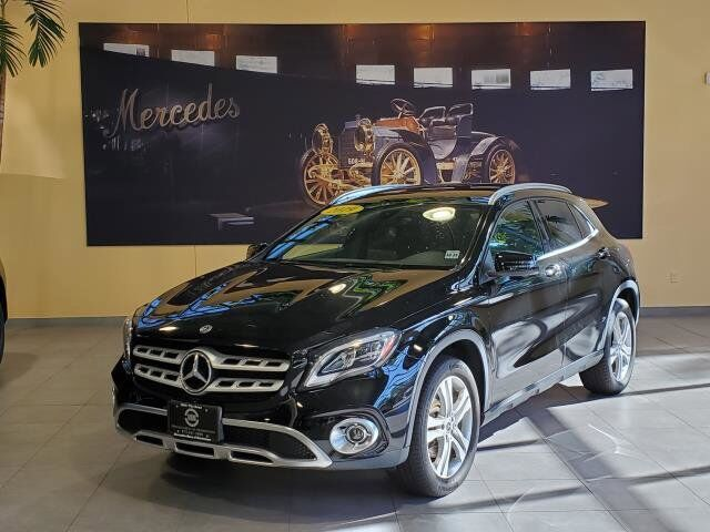2019 Mercedes-Benz GLA GLA 250 4MATIC® SUV Morristown NJ