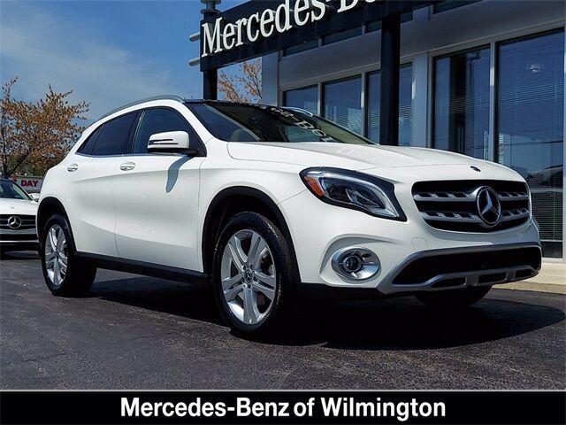 2019 Mercedes-Benz GLA GLA 250 4MATIC® SUV Wilmington DE