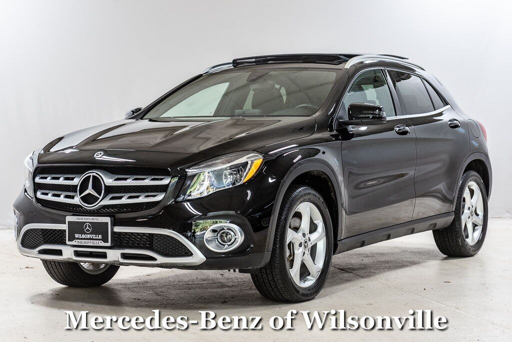 2019 Mercedes-Benz GLA GLA 250 4MATIC® SUV Wilsonville OR