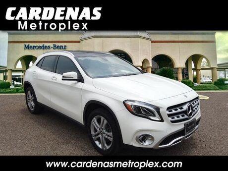 2019 Mercedes-Benz GLA GLA 250 Brownsville TX