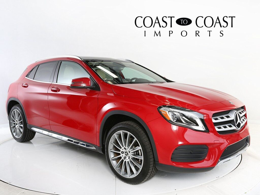 2019 Mercedes-Benz GLA GLA 250 Indianapolis IN
