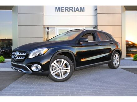 2019_Mercedes-Benz_GLA_GLA 250_ Merriam KS