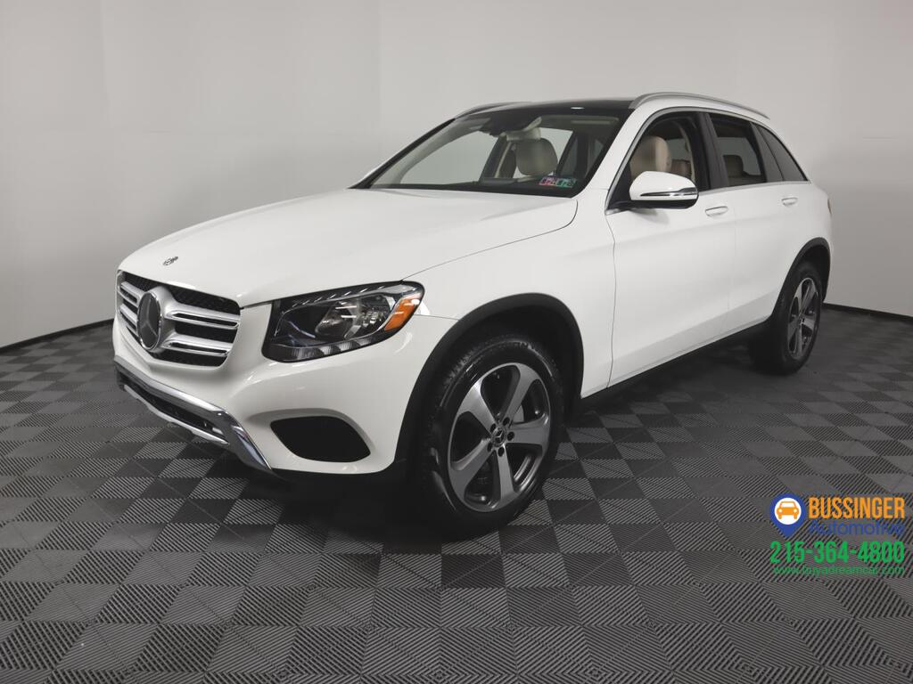2019 Mercedes-Benz GLC 300 - 4Matic w/ Navigation Feasterville PA