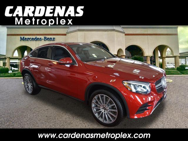 2019 Mercedes-Benz GLC 300 4MATIC® Coupe McAllen TX