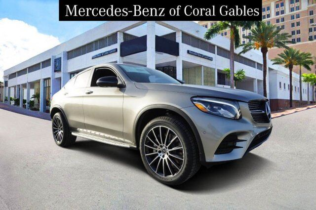 2019 Mercedes-Benz GLC 300 4MATIC® Coupe Coral Gables FL
