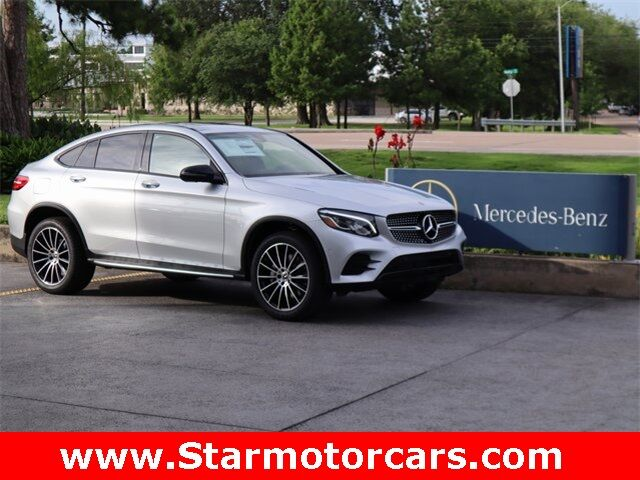 2019 Mercedes-Benz GLC 300 4MATIC® Coupe Houston TX
