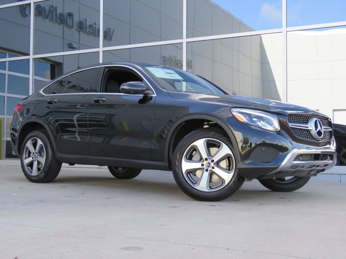2019 Mercedes-Benz GLC 300 4MATIC® Coupe Kansas City MO