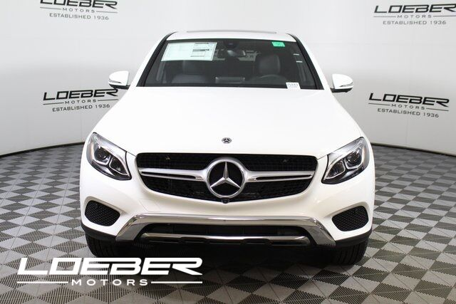 2019 Mercedes-Benz GLC 300 4MATIC® Coupe Chicago IL