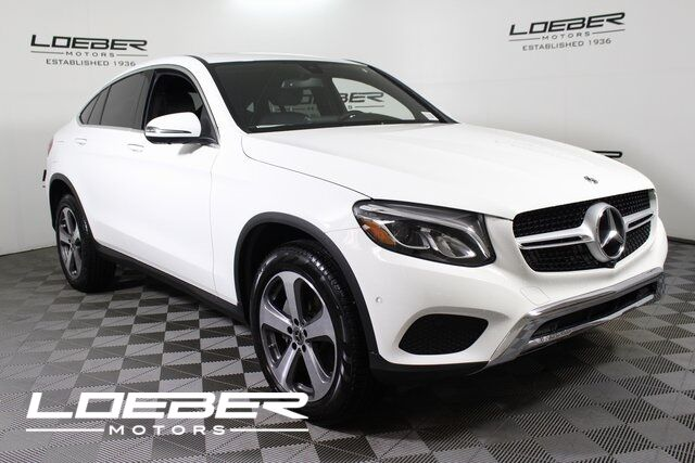 2019 Mercedes-Benz GLC 300 4MATIC® Coupe Lincolnwood IL