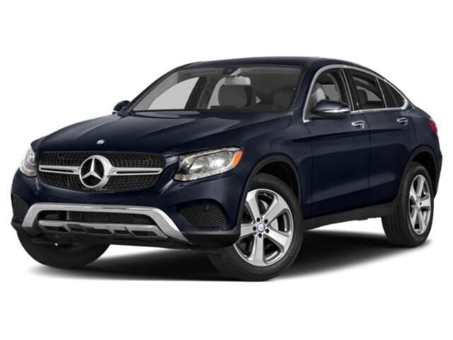 2019 Mercedes-Benz GLC 300 4MATIC® Coupe Morristown NJ