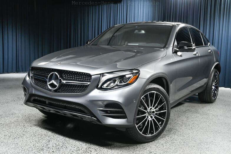 2019 Mercedes-Benz GLC 300 4MATIC® Coupe Peoria AZ
