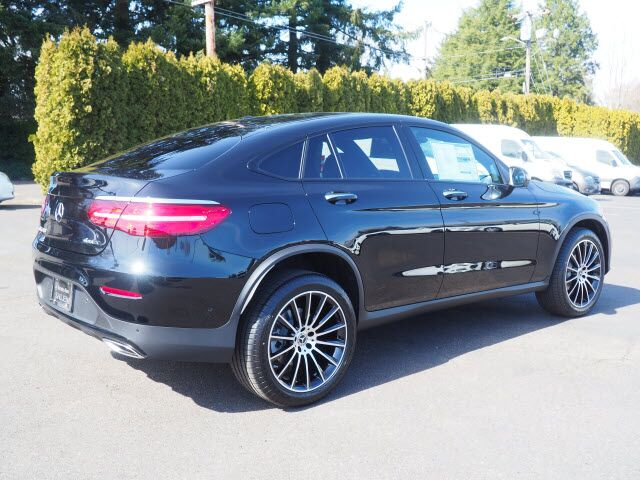 2019 Mercedes-Benz GLC 300 4MATIC® Coupe Salem OR