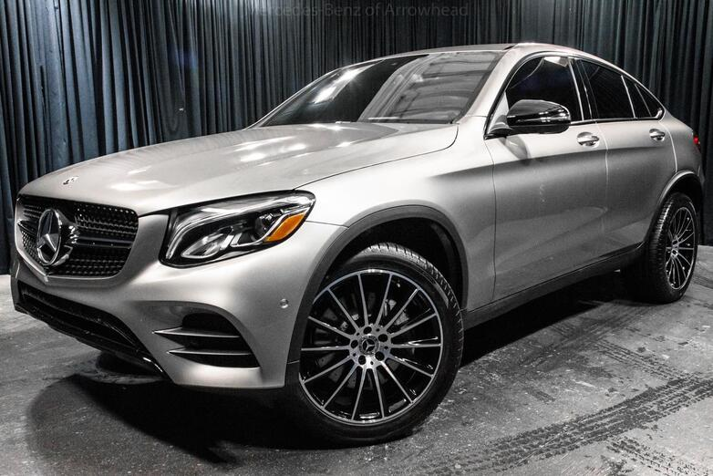 2019 Mercedes-Benz GLC 300 4MATIC® Coupe Scottsdale AZ