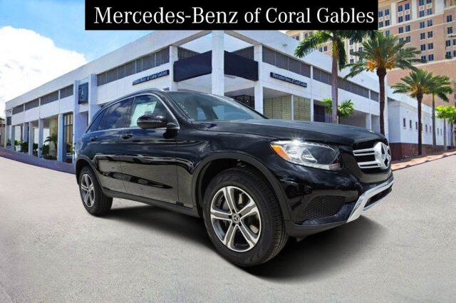 2019 Mercedes-Benz GLC 300 4MATIC® SUV Coral Gables FL