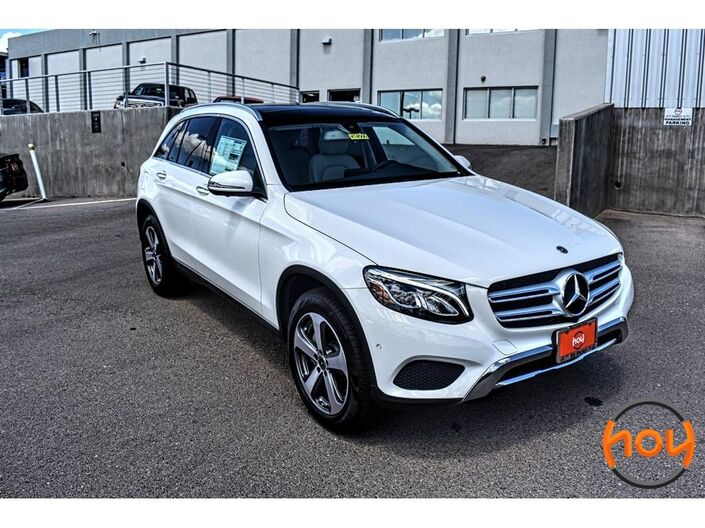 2019 Mercedes-Benz GLC 300 4MATIC® SUV El Paso TX