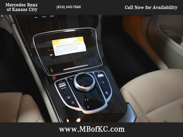 2019 Mercedes-Benz GLC 300 4MATIC® SUV Kansas City MO