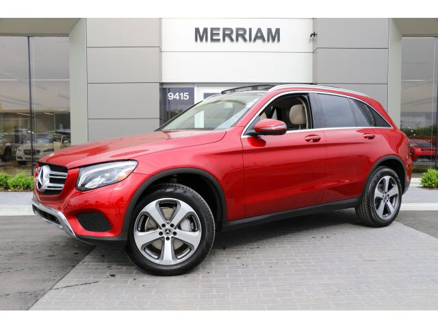 2019 Mercedes-Benz GLC 300 4MATIC® SUV Kansas City KS