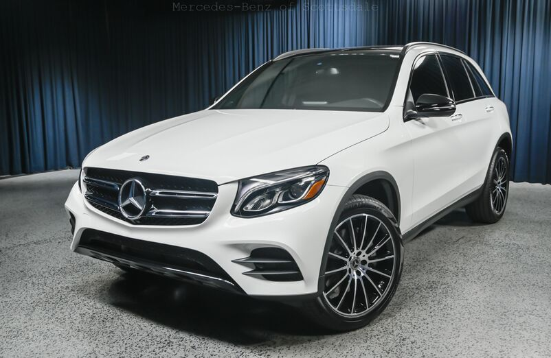 2019 Mercedes-Benz GLC 300 4MATIC® SUV Peoria AZ
