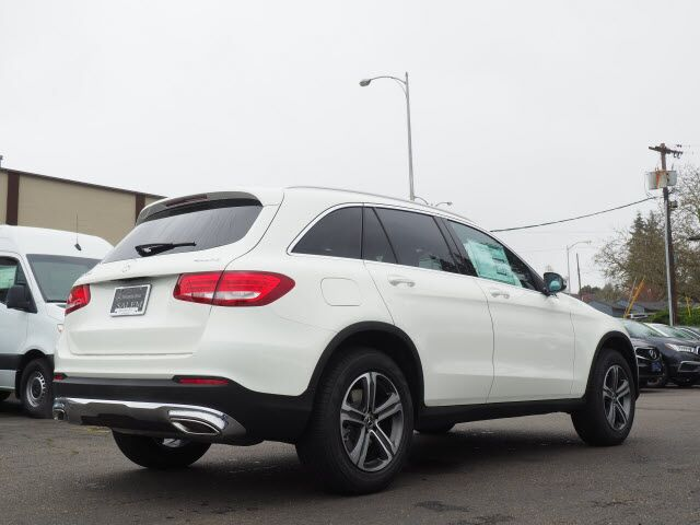 2019 Mercedes-Benz GLC 300 4MATIC® SUV Salem OR