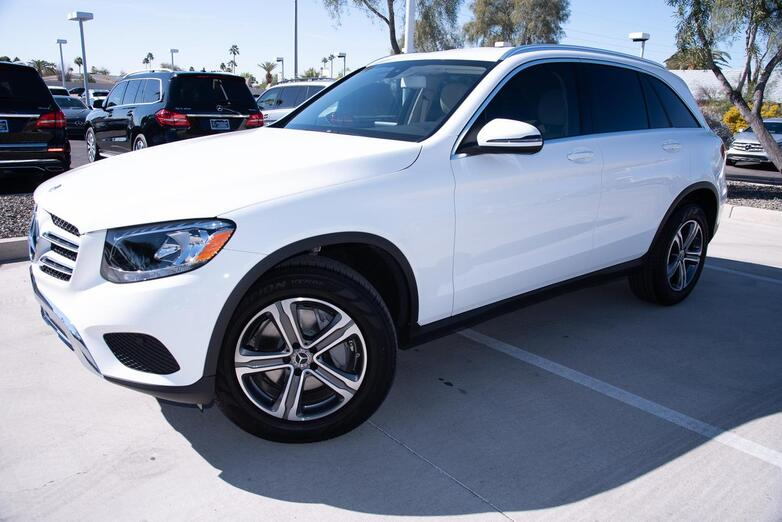 2019 Mercedes-Benz GLC 300 4MATIC® SUV Scottsdale AZ