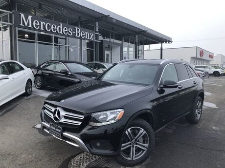 2019 Mercedes-Benz GLC 300 4MATIC® SUV Yakima WA