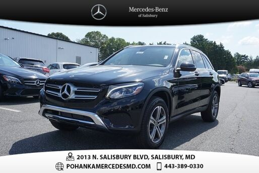 2019_Mercedes-Benz_GLC_300 4MATIC_ Salisbury MD
