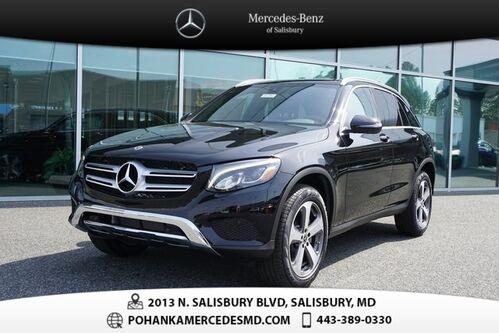 2019_Mercedes-Benz_GLC_300 4MATIC®_ Salisbury MD