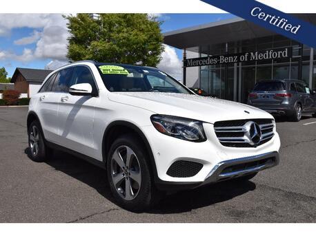 2019_Mercedes-Benz_GLC_300 4MATIC® SUV_ Medford OR