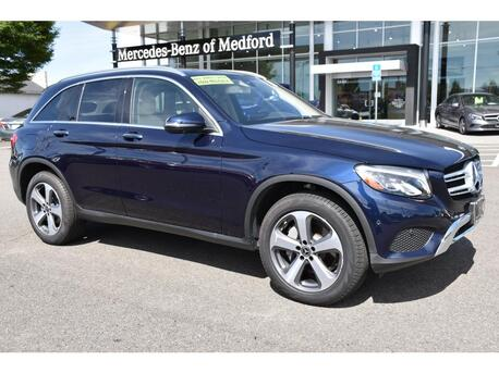 2019_Mercedes-Benz_GLC_300 4MATIC® SUV_ Medford OR