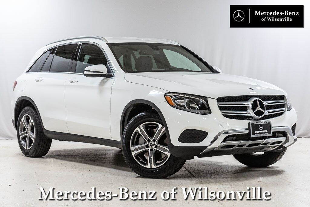 2019 Mercedes-Benz GLC 300 4MATIC® SUV Wilsonville OR