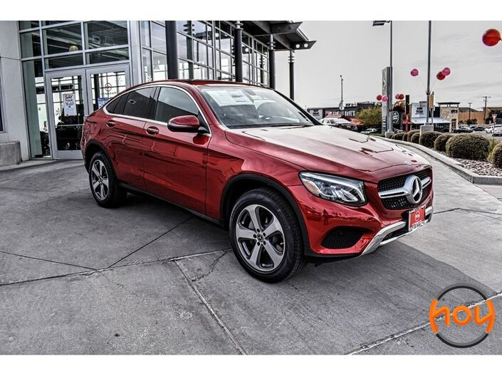 2019 Mercedes-Benz GLC 300 Coupe El Paso TX