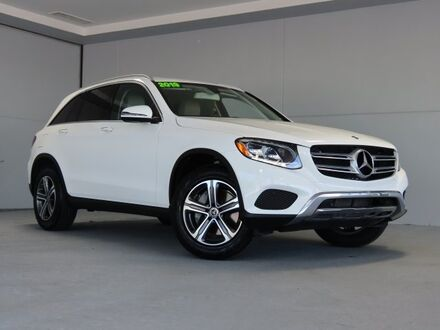 2019_Mercedes-Benz_GLC_300_ Merriam KS