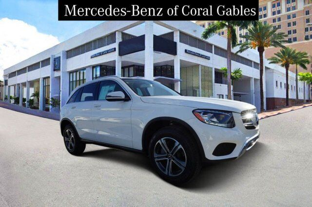 2019 Mercedes-Benz GLC 300 SUV KF598999