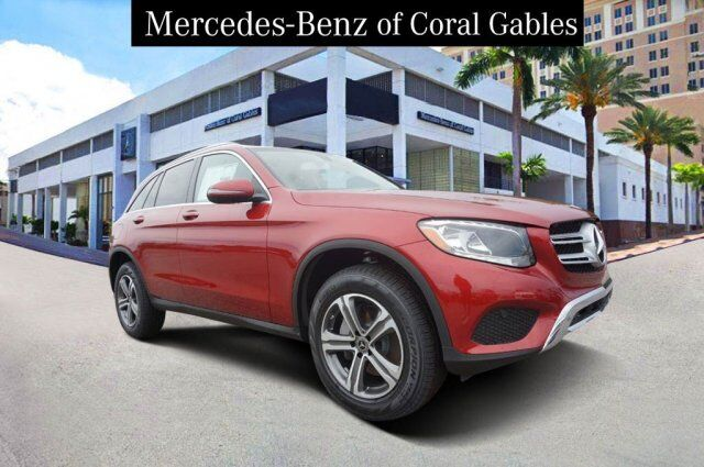 2019 Mercedes-Benz GLC 300 SUV XL1230