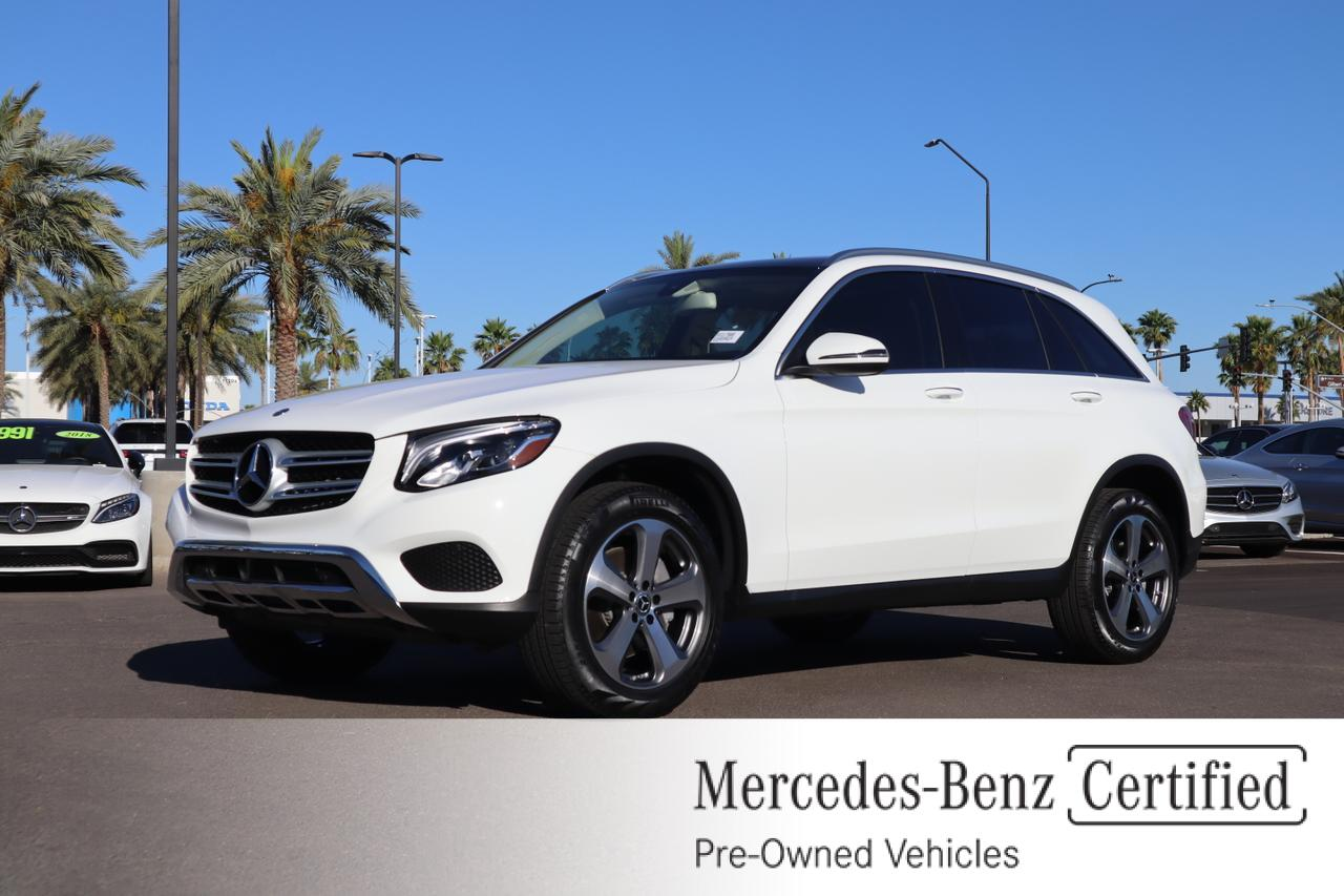 2019 Mercedes-Benz GLC 300 SUV Gilbert AZ