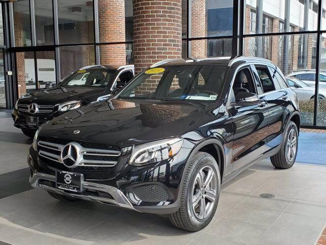 2019 Mercedes-Benz GLC 350e 4MATIC® SUV  Morristown NJ